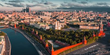 Khám phá nét đẹp hùng vĩ của thủ đô Moskva, Nga