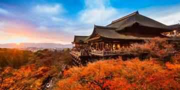 10 địa điểm du lịch tại Kyoto – Nhật Bản được UNESCO công nhận