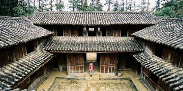 Dinh thự họ Vương – Dinh thự cổ tựa Trung Hoa tại Hà Giang