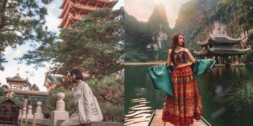 Những địa điểm du lịch và sống ảo Hot nhất tại Ninh Bình dịp tết