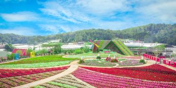 Fresh Garden Đà Lạt – Địa điểm check-in cực đẹp thu hút đông đảo khách tham quan