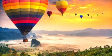 Sắp có Lễ hội Khinh khí cầu Quốc tế 2019 tại Huế