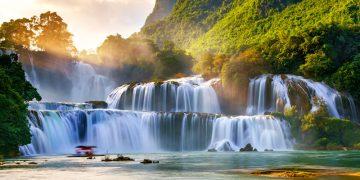 Khám phá 7 thác nước kỳ vĩ trên thế giới