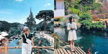 Đà Lạt có một quán cà phê check-in cực đẹp tựa Nhật Bản