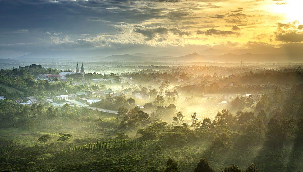Bảo Lộc – nét đẹp dung dị của hồn đất cao nguyên