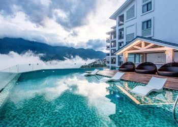 Top 4 khách sạn Sapa sở hữu hồ bơi, view tuyệt đẹp