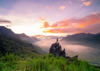 Lên Sapa, ngắm thung lũng Mường Hoa mùa lúa chín