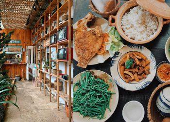Các cửa tiệm cơm nhà tại Đà Lạt