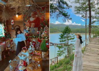 Những địa điểm du lịch thú vị trong dịp Giáng Sinh