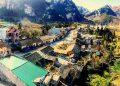 Phó Bảng – Hà Giang Ngôi làng đẹp tựa như tranh