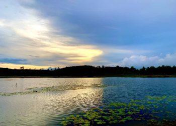 Hồ 7 mẫu Bảo Lâm thơ mộng mỹ miều giữa miền cao nguyên Bảo Lộc