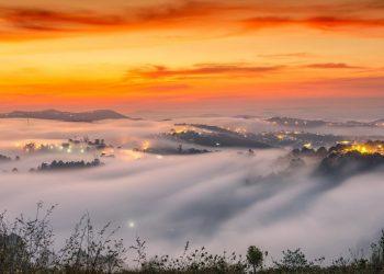 Đỉnh Hòn Bồ – Địa điểm săn mây, ngắm nhìn hoàng hôn lý tưởng tại Đà Lạt