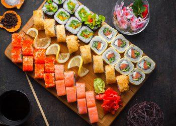 Cách phân biệt 2 loại sushi phổ biến nhất